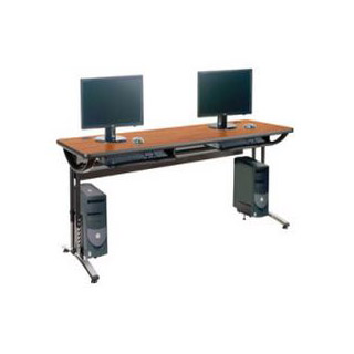 Academia Illustrations computer table