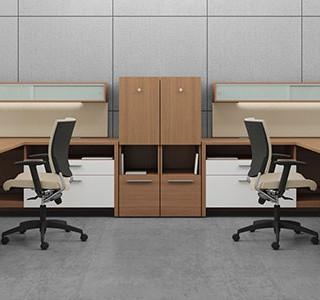 Global Princeton Desking - Divider