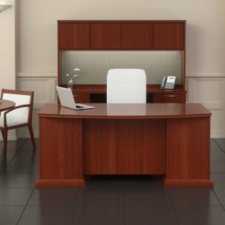 Indiana Desk - Phoenix Office Suite