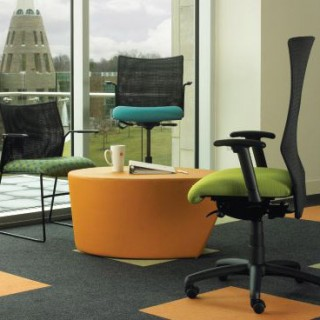 Unique office furniture & seating options